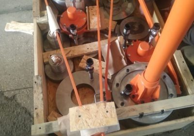 Гидравлические съёмники для металлургического производства